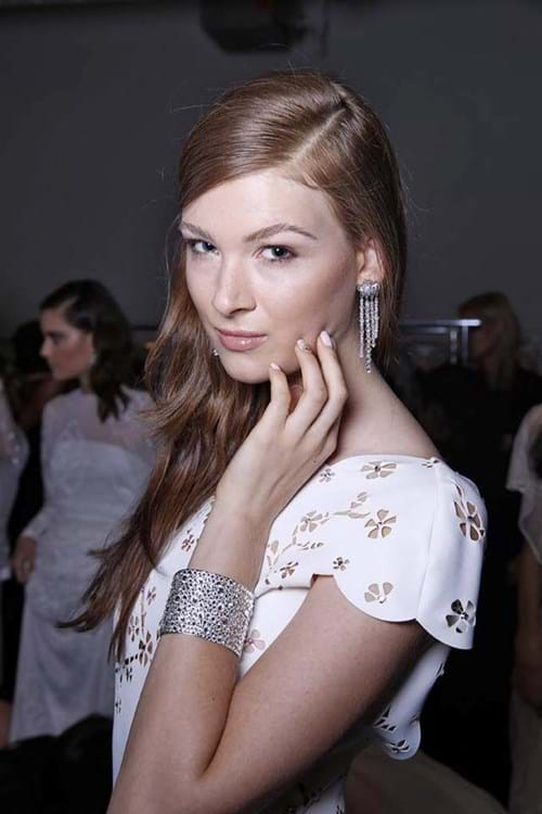 Andrea Agosta Designer Jewellery at New York Fashion Week